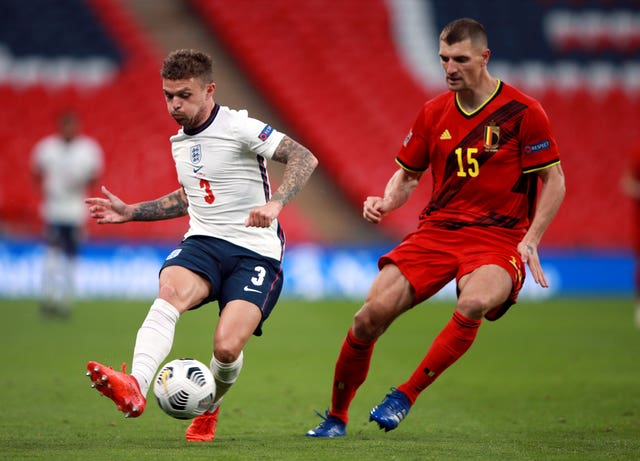 Kieran Trippier could feature for England in March