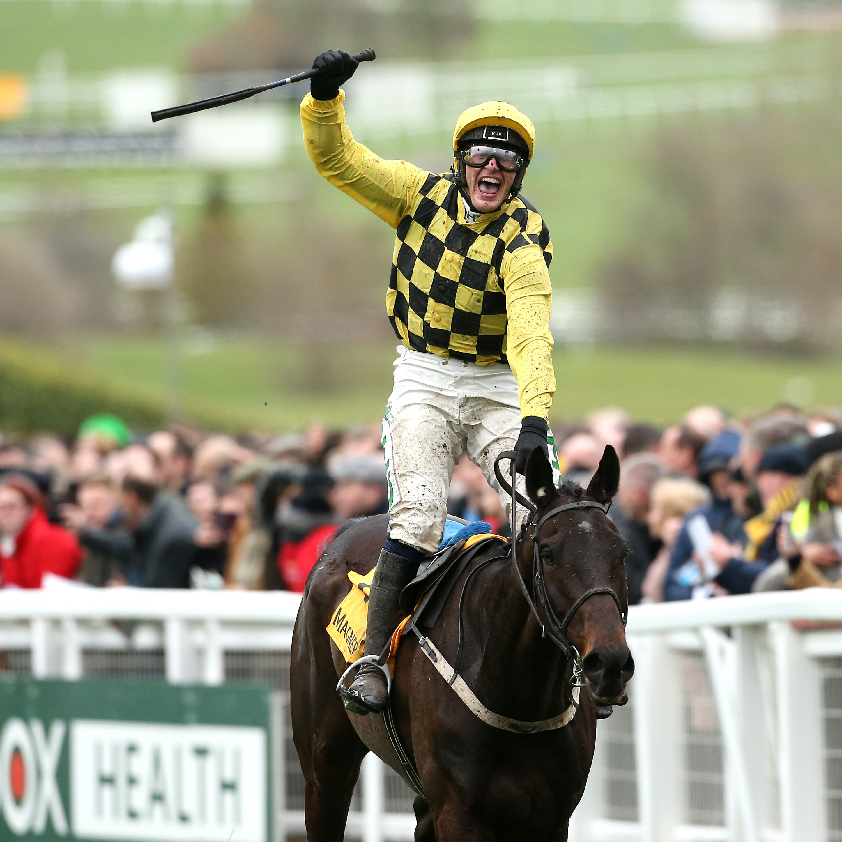 Gold Cup glory for Paul Townend and Willie Mullins with Al Boum Photo