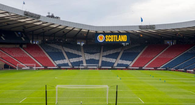 Hampden is due to host four matches
