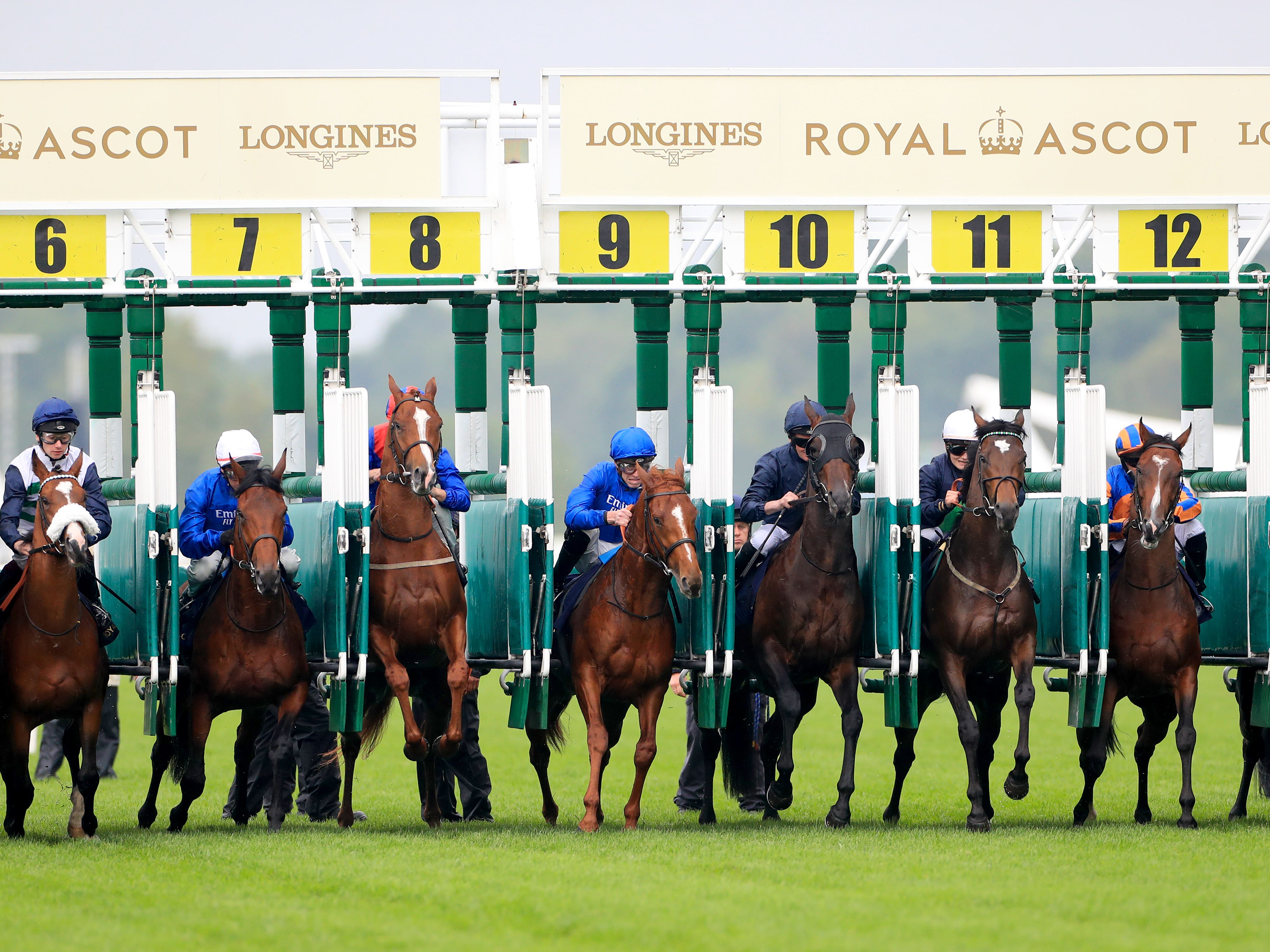Royal Ascot is currently scheduled to begin on June 16 (Mike Egerton/PA)
