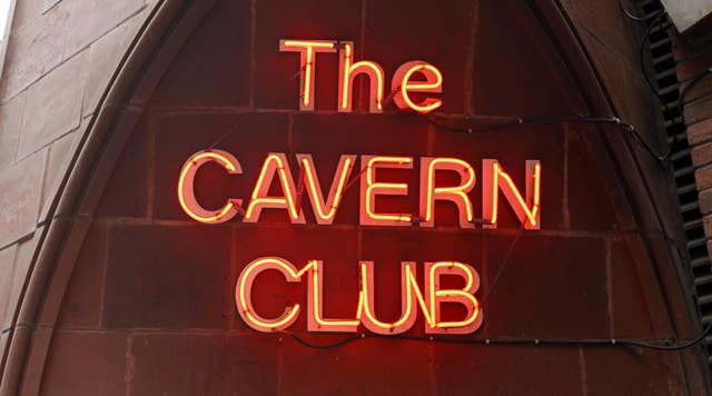 The Cavern in Liverpool