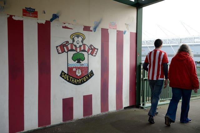 Soccer – Barclays Premier League – Southampton v AFC Bournemouth – St Mary's