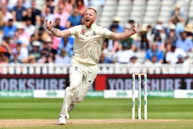 Ben Stokes led England to victory over India at Edgbaston