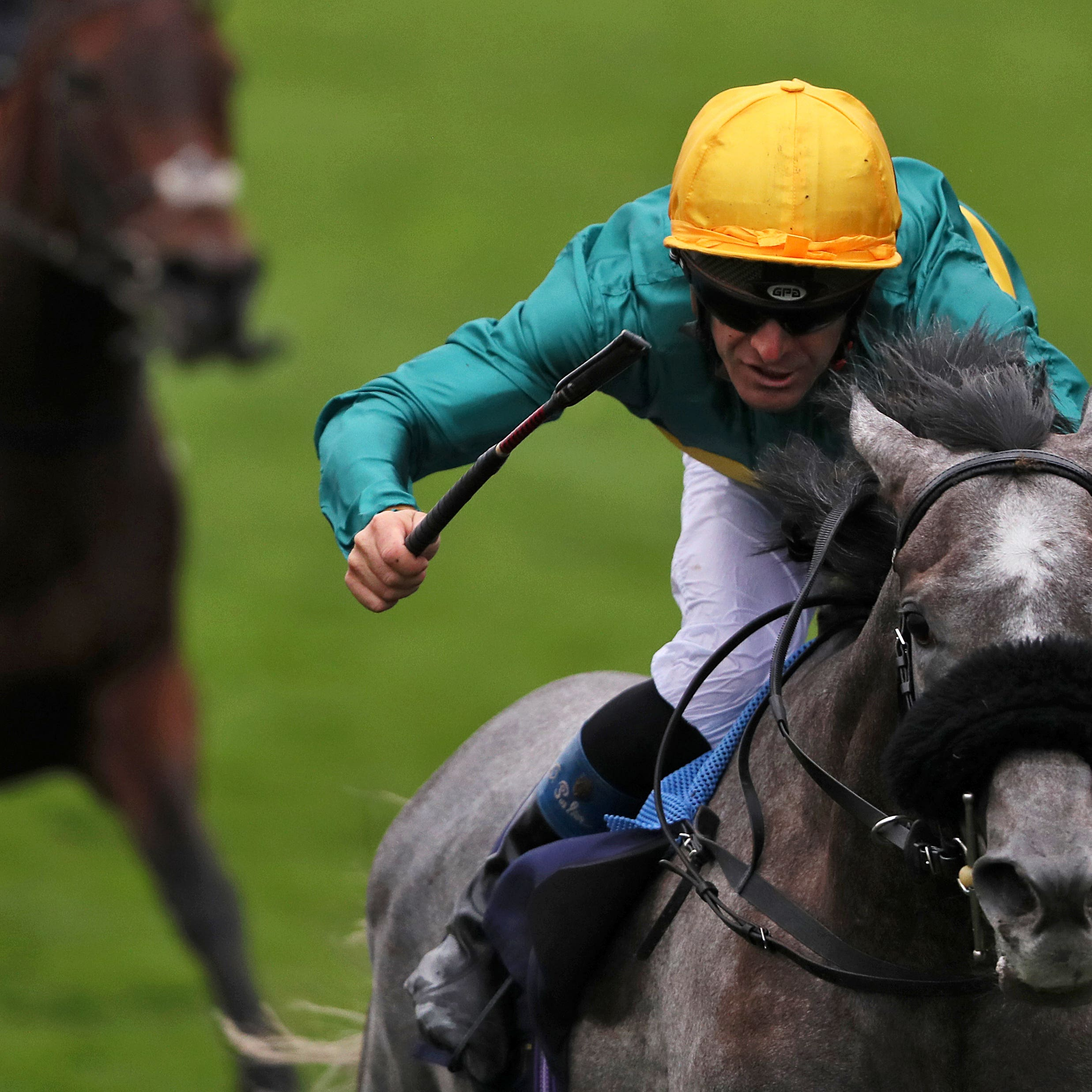 Coronet on her way to winning the Ribblesdale Stakes at Royal Ascot last season (Brian Lawless/PA)