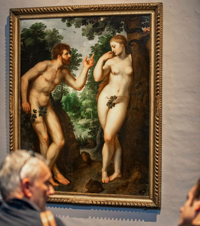 Belgium Art Nudity