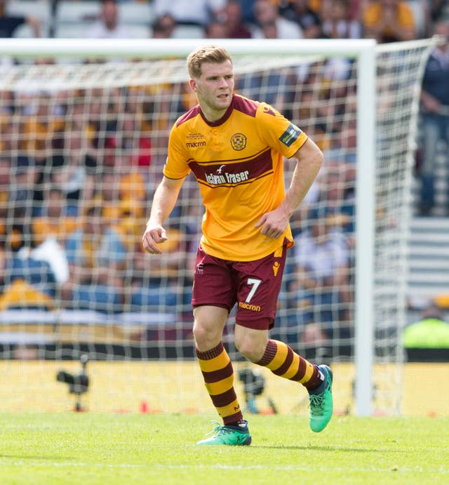 Chris Cadden's future is undecided