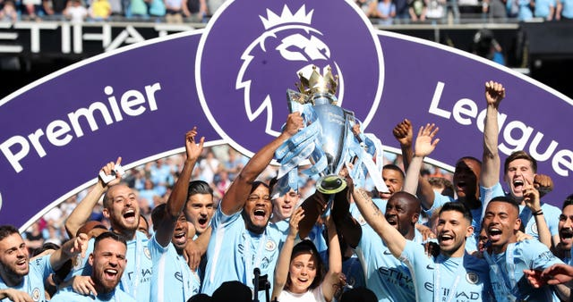City have been unable to replicate their stunning Premier League form of recent seasons