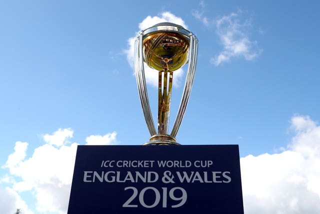 Neither England nor New Zealand have hoisted the World Cup trophy aloft (Simon Cooper/PA)