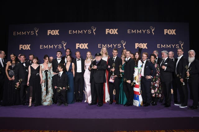 2019 Primetime Emmy Awards – Press Room