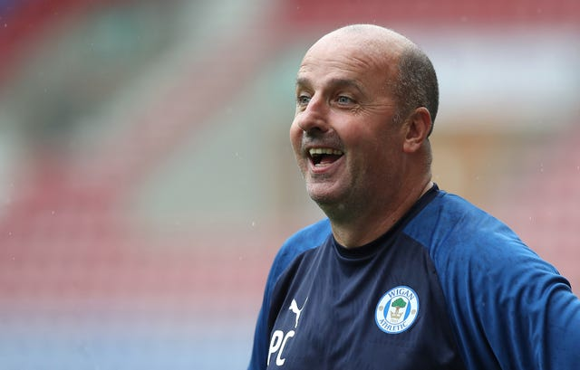 Wigan Athletic v Burnley – Pre-Season Friendly – DW Stadium