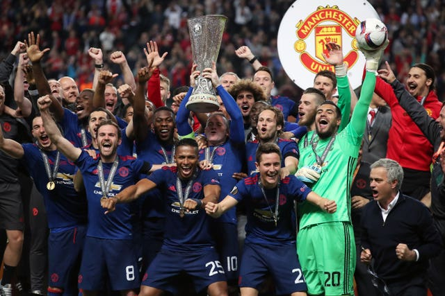 Manchester United are heading back into the Europa League next season