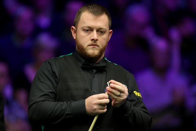 Mark Allen is back in the final of the UK Championship for the first time since 2011.