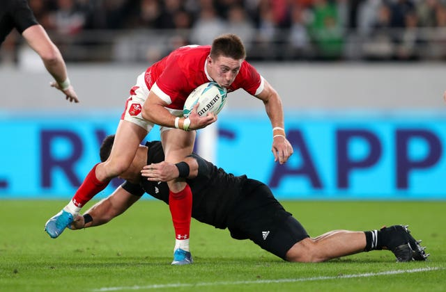 New Zealand v Wales – 2019 Rugby World Cup – Bronze Final – Tokyo Stadium