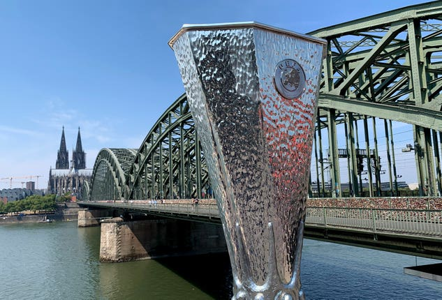The Europa League final will be held in Cologne on Friday 21 August