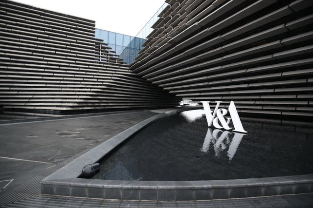 New V and A Dundee museum