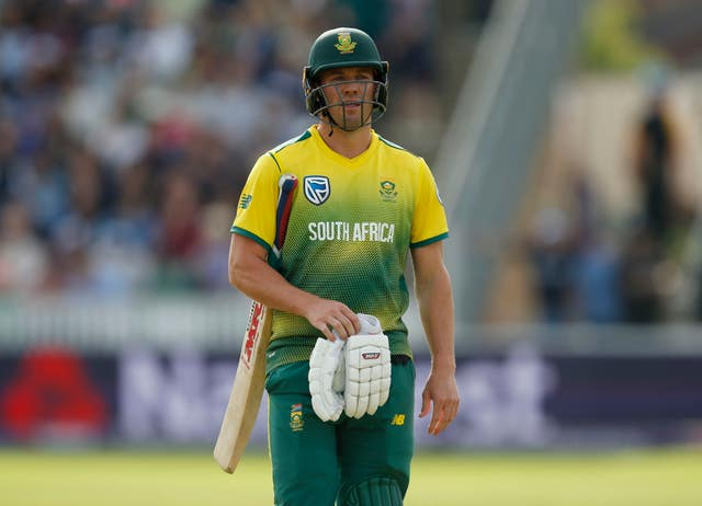 AB De Villiers could return for the T20 World Cup