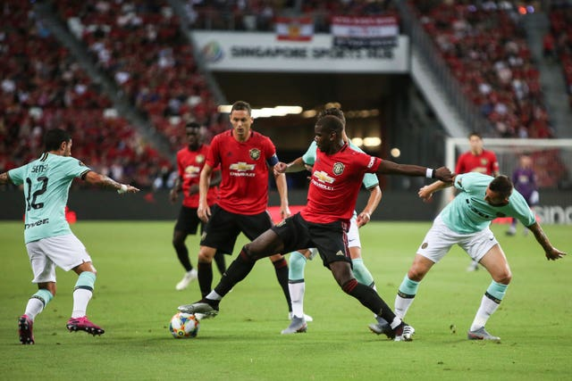 Paul Pogba has impressed during Manchester United's tour