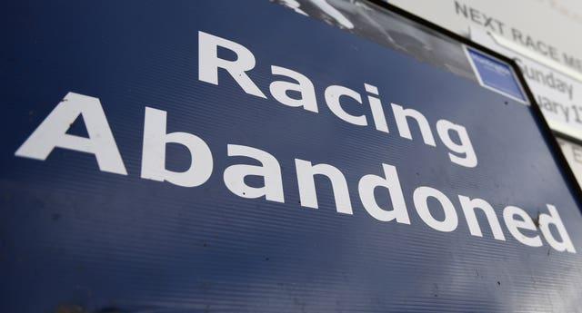 Horse Racing File Photo