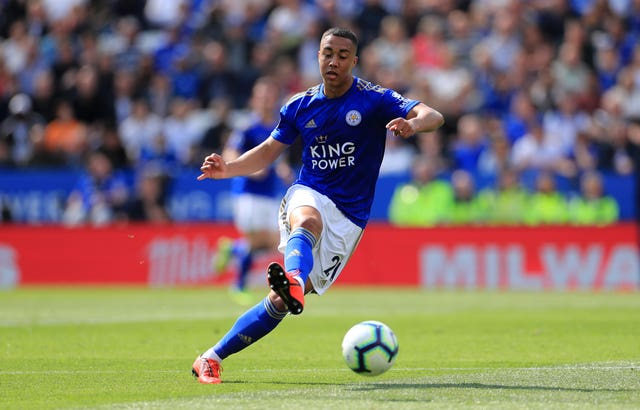 Youri Tielemans missed a fine chance as Leicester drew with Chelsea