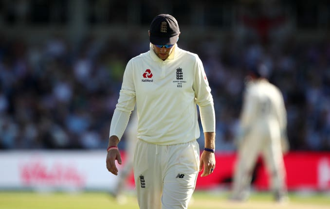England captain Joe Root was left stunned by the events of Friday