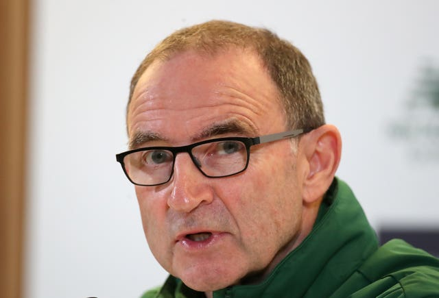 Martin O'Neill has been disappointed by the Republic of Ireland's year