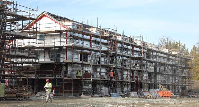 Irish housing stock