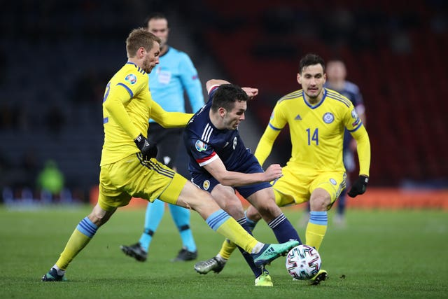 Scotland v Kazakhstan – UEFA Euro 2020 Qualifying – Group I – Hampden Park