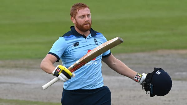 Jonny Bairstow century helps England recover from nightmare start