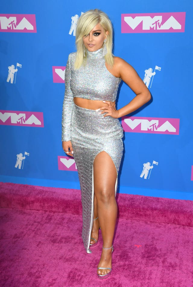 9d772a730ea Pop star Bebe Rexha said designers will not dress her for the Grammys  because of her size (PA)