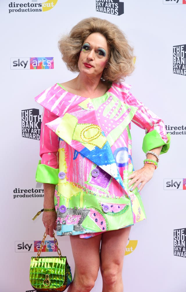 Grayson Perry will teach art