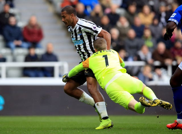 Newcastle United v Everton – Premier League – St James' Park