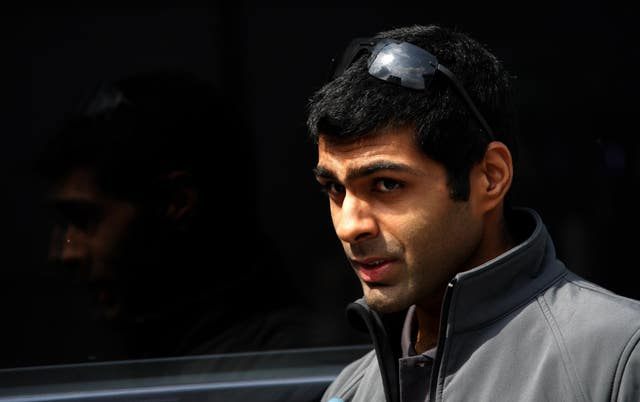 Former F1 driver Karun Chandhok formed part of Ferrari's appeaL