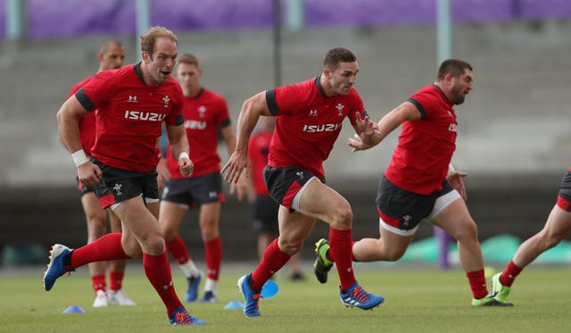 Wales Training Session – Noguchibaru General Sportsground