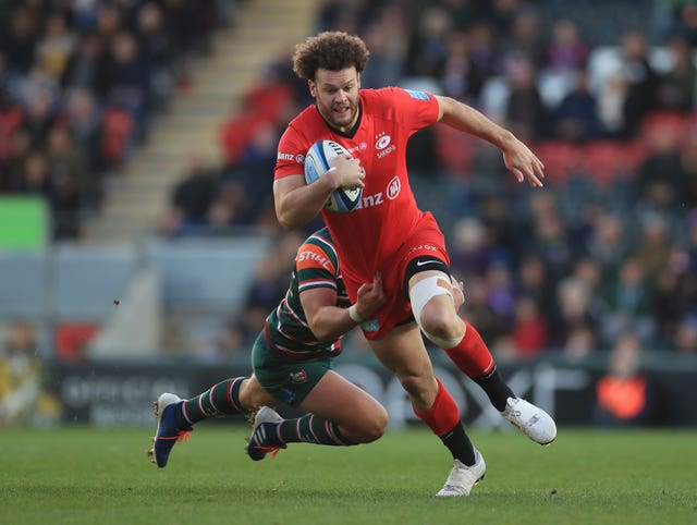 Leicester Tigers v Saracens – Gallagher Premiership – Welford Road