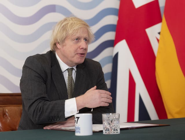 Prime Minister Boris Johnson reportedly told Chinese businesses he remained 'fervently Sinophile'