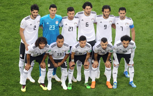 Egypt lost all three of their World Cup games last summer