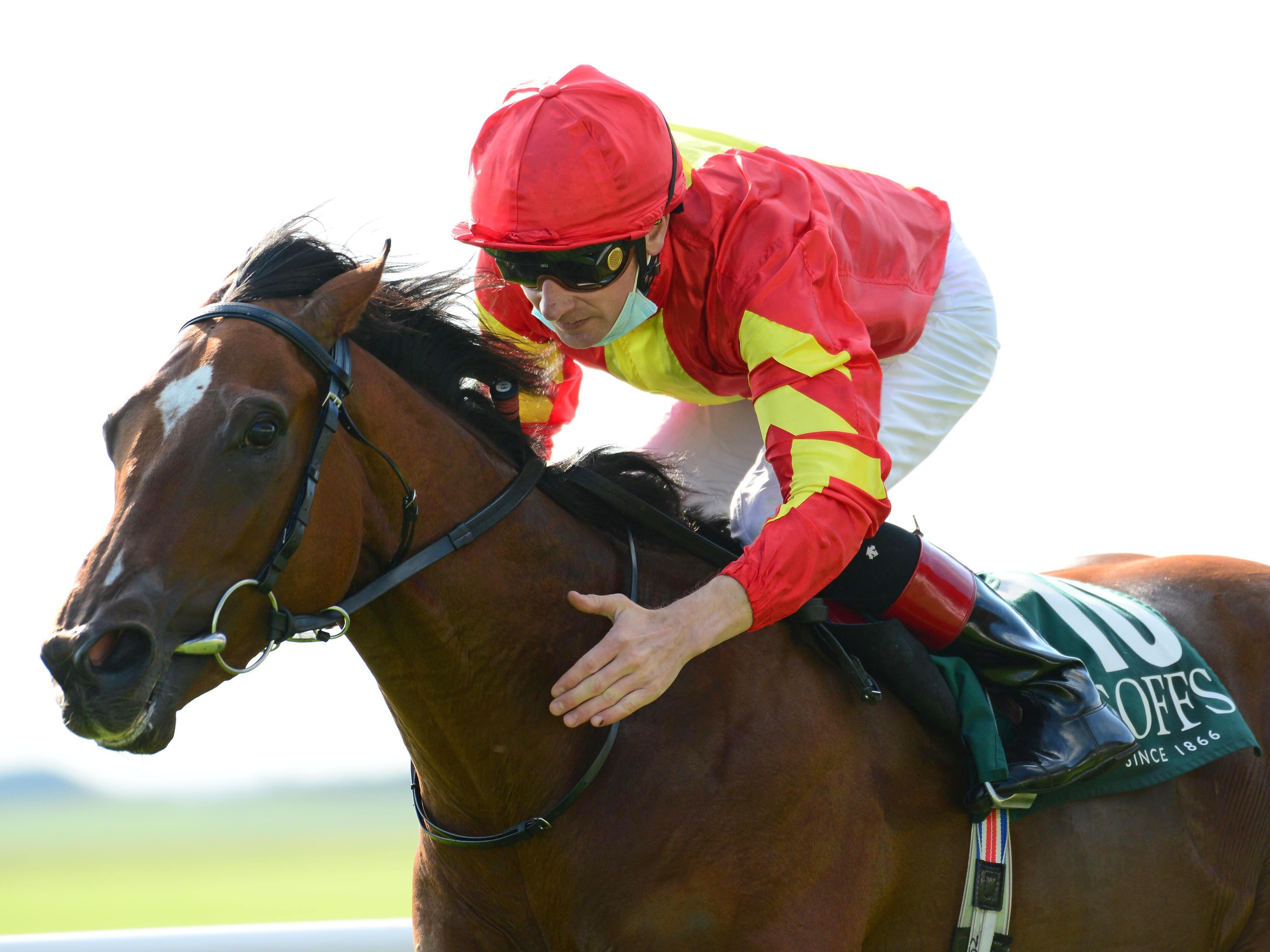 Thunder Moon was a brilliant winner of the National Stakes (PA)