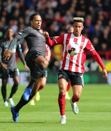 Sheffield United v Liverpool – Premier League – Bramall Lane