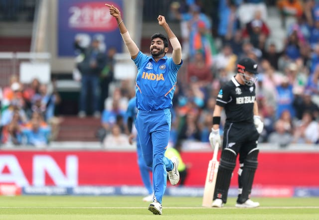 Jasprit Bumrah was a constant nuisance to batsmen during the tournament