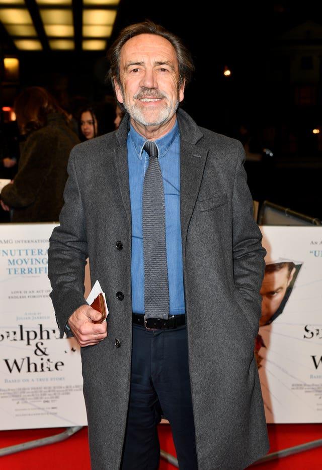 Sulphur and White World Premiere – London