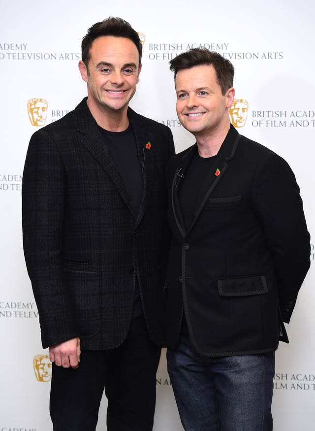 Ant and Dec's DNA Journey – London