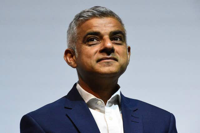 The project is backed by Mayor of London Sadiq Khan, who has said it will help to support stars of the future (Kirsty O'Connor/PA)