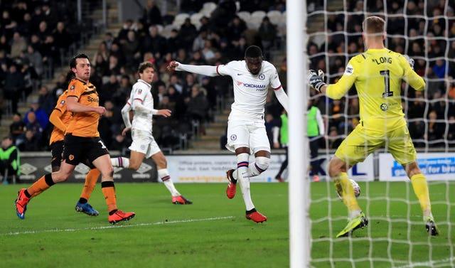 Hull City v Chelsea – FA Cup – Fourth Round – KCOM Stadium