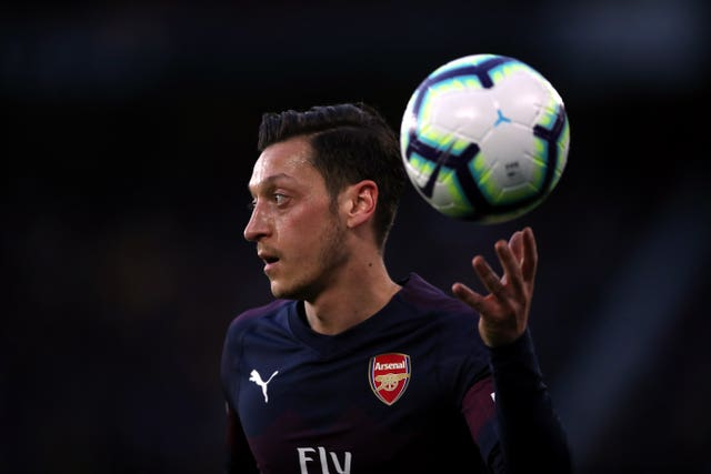 A social media post made my Ozil saw Arsenal distance themselves from his political stance.