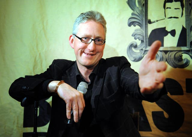 Lembit Opik comedy debut