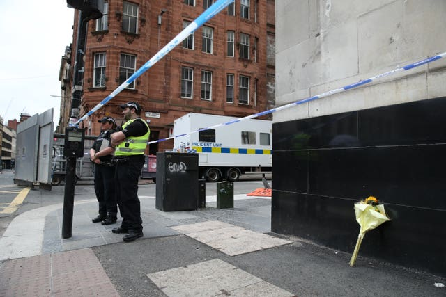 Park Inn Hotel stabbings – Glasgow