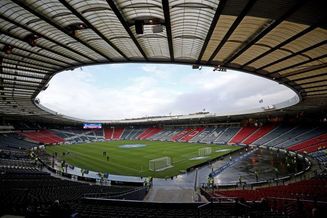 Hampden Park File Photo