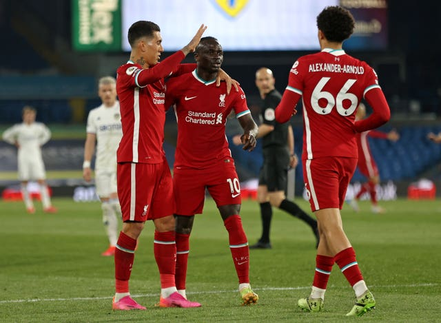 Leeds snatch late draw to dent Liverpool's Champions League chances