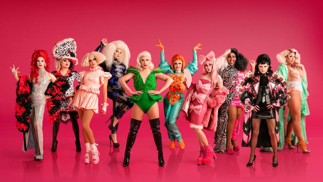 Contestants in RuPaul's Drag Race UK