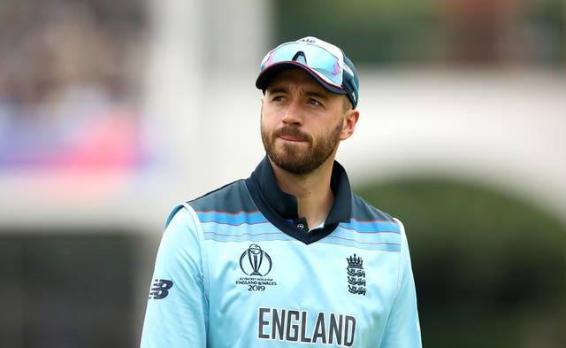 James Vince was among the England players to come home early from the Pakistan Super League